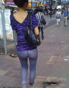 别把裤袜当裤子穿呀