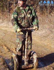 游击队的单兵作战车