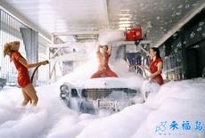 有这样的员工,洗车场老板一定要气晕