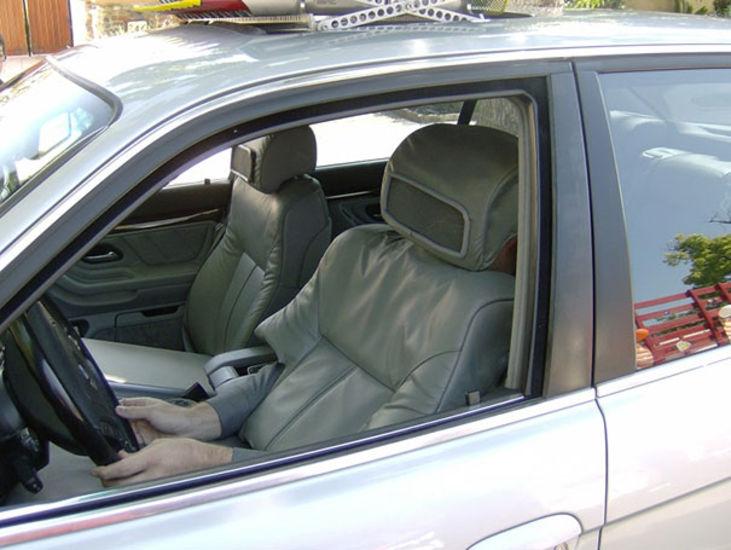 這樣開車算不算違章